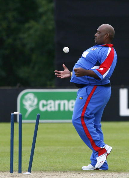 Scotland v Bermuda - ICC World Twenty20 Cup Qualifier